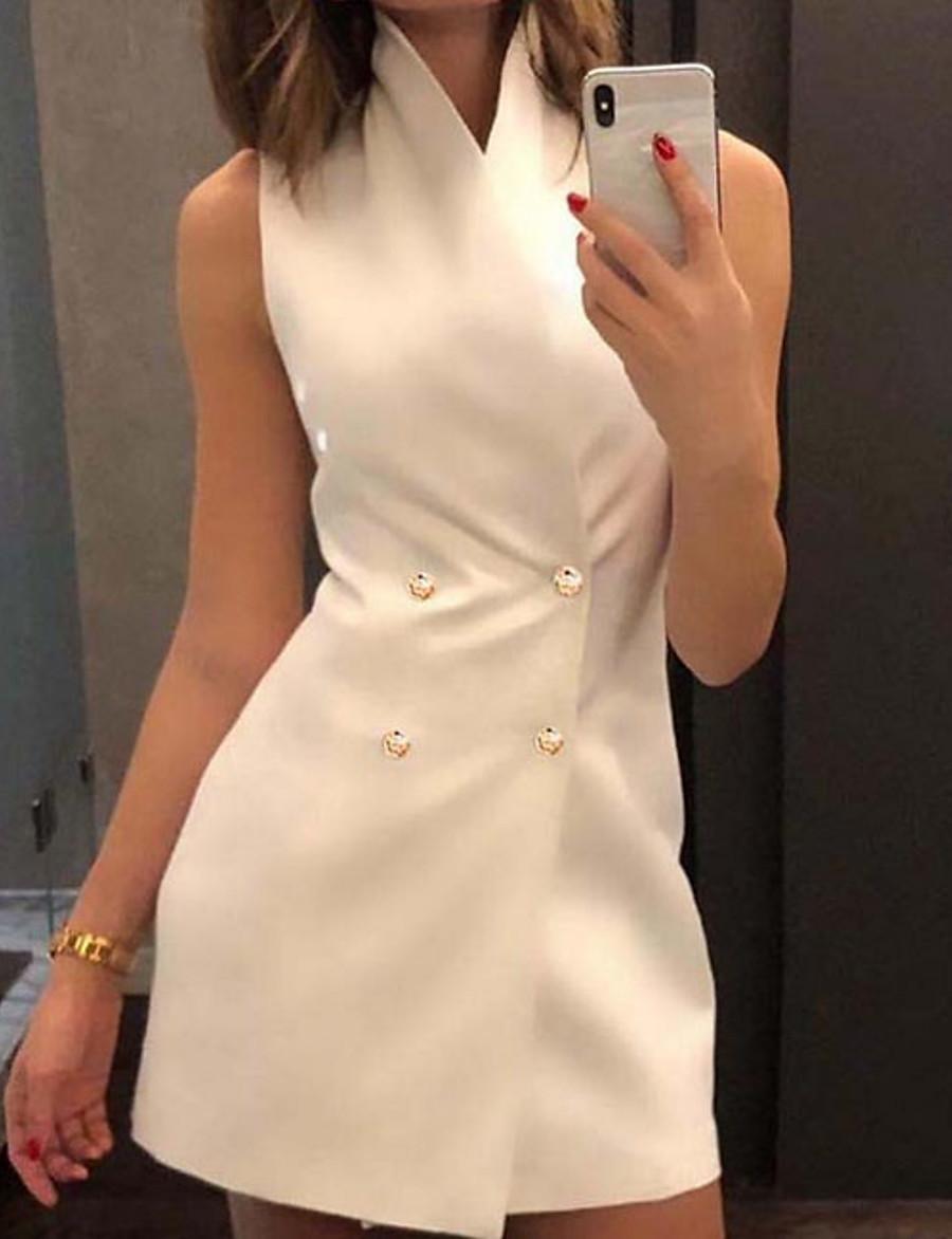 Women's Vest White / Black / Purple S / M / L