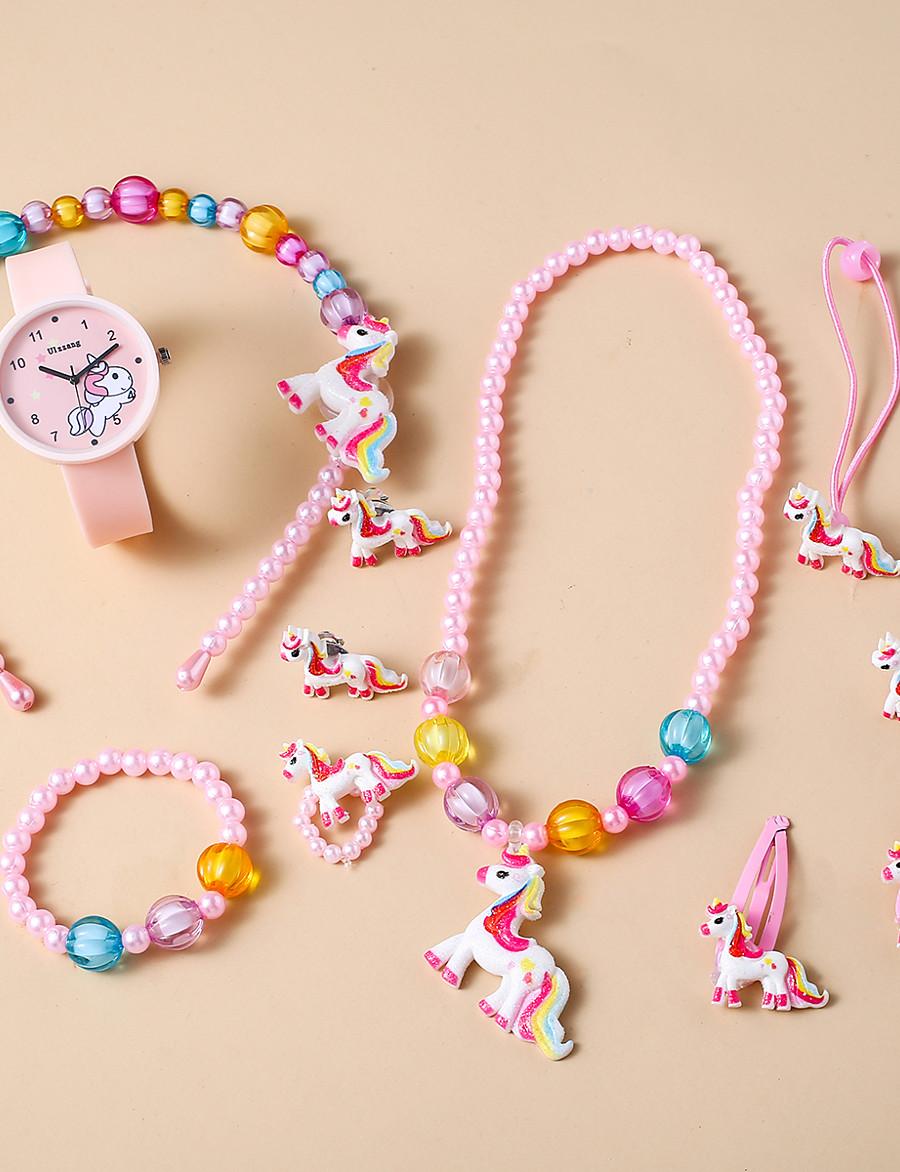 Kids Quartz Watches Analog Quartz Modern Style Stylish Colorful Chronograph Cute Casual Watch / Silicone