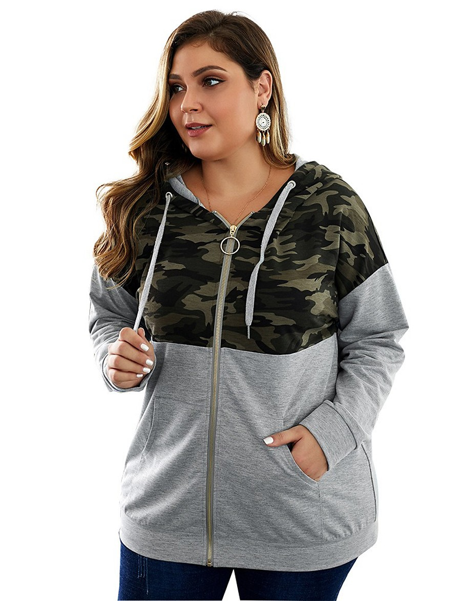 Women's Pullover Hoodie Sweatshirt Leopard Oversized Daily non-printing Basic Hoodies Sweatshirts  Loose Oversized Black Gray