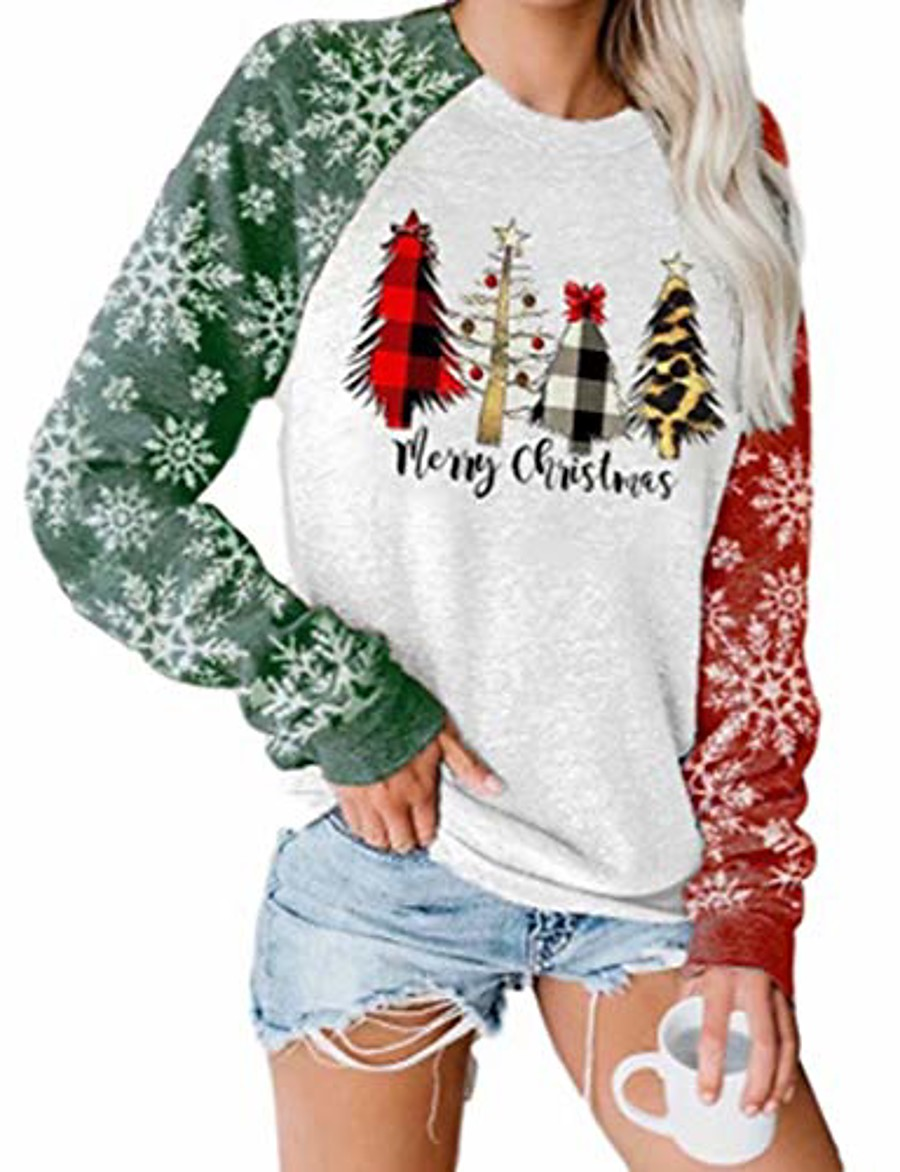 women merry drunk i 'm christmas shirt tops women long sleeve baseball tee tops for christmas