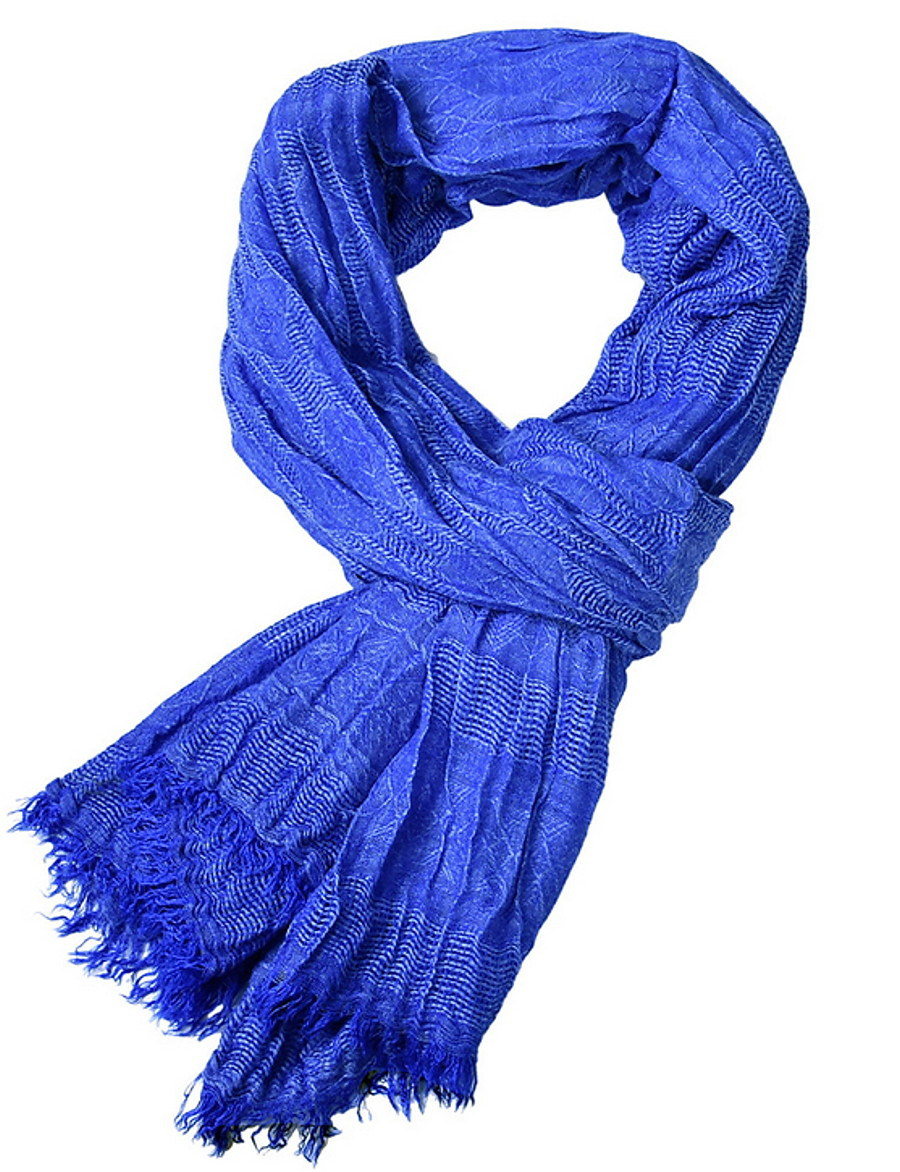 Men's Active Rectangle Scarf - Solid Colored