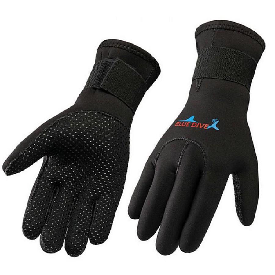 Bluedive Diving Gloves 3mm Nylon Neoprene Neoprene Wetsuit Gloves Tactical Multifunctional Warm Diving Boating Kayaking / Kid's