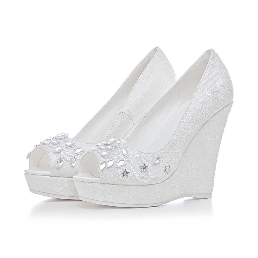 GIRLS Youth Kids DRESS SHOES Pageant Church Formal Wedding Birthday Party WHITE