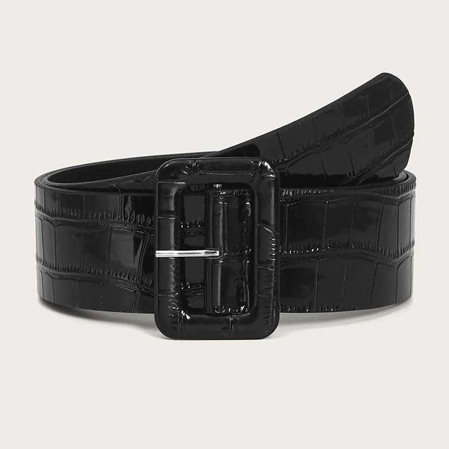 Women's / Unisex Waist Belt leatherette Belt Solid Colored / Party