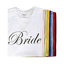 billiga Set med cykeltröjor och shorts/byxor-100% bomull Kläder Brud Bröllop