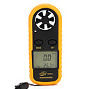billige Sæt-benetech gm816 anemometer 0-30m / s abs lcd display