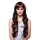 halpa Synteettiset peruukit ilmanmyssyä-Synteettiset peruukit Classic Synteettiset hiukset Peruukki Naisten