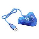Χαμηλού Κόστους Αξεσουάρ PS2-USB Καλώδια και Τροφοδοτικά για Sony PS2 Μίνι Ενσύρματο