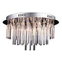 Χαμηλού Κόστους Χωνευτή Τοποθέτηση-SL® 10-Light Χωνευτή τοποθέτηση Ατμοσφαιρικός Φωτισμός - Κρυστάλλινο, 110-120 V / 220-240 V Περιλαμβάνεται λαμπτήρας / G4 / 40 - 50τμ