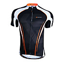 cheap Cycling Jerseys-Nuckily Men's Short Sleeve Cycling Jersey Bike Top, Breathable Quick Dry 100% Polyester / Advanced