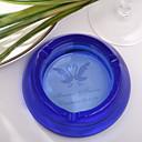 preiswerte Aufkleber, Etiketten und Schilder-Personalisierte Swan Design Glas Aschenbecher