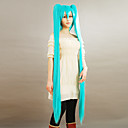 cheap Speakers-Cosplay Wigs Vocaloid Hatsune Miku Anime/ Video Games Cosplay Wigs 150 CM Men's Women's