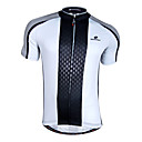 cheap Cake Toppers-Nuckily Men's Short Sleeve Cycling Jersey - Black / White Bike Jersey, Quick Dry, Breathable
