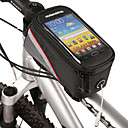 cheap Bike Frame Bags-ROSWHEEL Cell Phone Bag / Bike Frame Bag 4.2 inch Touch Screen Cycling for Samsung Galaxy S6 / LG G3 / Samsung Galaxy S4 / iPhone 8/7/6S/6 / iPhone 8 Plus / 7 Plus / 6S Plus / 6 Plus