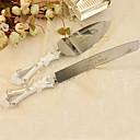 preiswerte Hochzeitsgeschenke-Edelstahl Garten Thema Geschenkbox Serving Sets Hochzeitsempfang