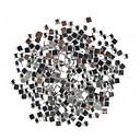 billige Neglelakk og gellakk-1000 pcs Glimmer Negle Smykker Rhinestones Neglekunst Manikyr pedikyr Daglig Punk / Bryllup / Mote / Akryl / Nail Smykker