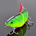 billige Fiskesluker & fluer-1 pcs Hard Agn / Elritse / Sluk Hard Lokkemat / Elritse Hard Plastikk Selvlysende / Lysrør Søfisking / Ferskvannsfiskere