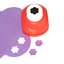 preiswerte Bürobedarf-Mini Craft Punch (Plum Blossom)