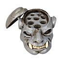 hesapli Dövme Güç Gereçleri-kafatası kafa dövme mürekkepleri bardak tutucu sert reçine pigment kapakları tutucu malzemeleri