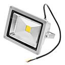 ieftine Becuri LED-1400 lm Proiectoare LED 1 LED-uri de margele Rezistent la apă Alb Cald 220-240 V