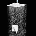 رخيصةأون ملصقات الأظافر-معاصر دش فقط دش المطر صمام سيراميكي ثقبان التعامل مع واحد اثنين من الثقوب الكروم, حنفية دش