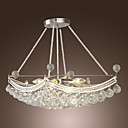 ieftine Benzi de Lumină LED-Inversat Lumini pandantiv Lumină Spot - Cristal, 110-120V / 220-240V Becul nu este inclus / 15-20㎡ / E12 / E14