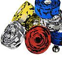 baratos Volantes e Suportes-Guiador Tape Bicicleta de Estrada Liga de alumínio Amarelo / Vermelho / Azul