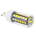 hesapli Projektör Lambalar-720 lm G9 LED Mısır Işıklar 48 led SMD 5050 Serin Beyaz AC 220-240V