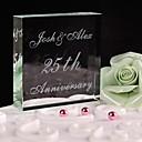 זול מתנות לחתונה-קישוטים לעוגה נושא פרחוני נושא קלאסי קריסטל חתונה יוֹם הַשָׁנָה יום הולדת מסיבת רווקות קווינסאנרה (יום הולדת 15) ויום הולדת 16 מסיבת