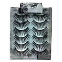 preiswerte Wimpern Accessoires-Augenwimpern 6 pcs Voluminisierung Augenwimpern Klassisch Alltag Bilden Kosmetikum