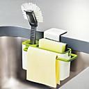 preiswerte Küchenorganisation-Gute Qualität with Kunststoff Lagerung und Organisation Für Zuhause Fürs Büro Küche Lager 1pcs