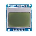 """preiswerte Bildschirme-1.6 """"Nokia 5110 LCD-Modul mit blauer Hintergrundbeleuchtung für (für Arduino)"""