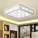 abordables Luces de Techo-Montage de Flujo Luz Ambiente - LED, 90-240V, Blanco Cálido / Blanco, Fuente de luz LED incluida / 10-15㎡ / LED Integrado