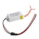 billige LED-drivere-0.3a 4-7w DC 10-25V til AC 85-265v ekstern konstant strømforsyningsdriver for LED-lampe