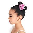 preiswerte Haar Accessoires-Tanz Accessoires / Ballett Kopfbedeckungen Training Organza Blume