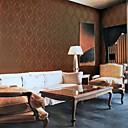 baratos Papel de Parede-wallcovering papel de parede, estilo europeu clássico padrão de pvc estereoscópico papel de parede
