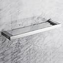 preiswerte Ablagen-Badezimmer Regal Gute Qualität Moderne Edelstahl 1 Stück - Hotelbad