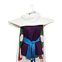זול ניקוז-קיבל השראה מ Dragon Ball פיקולו אנימה תחפושות קוספליי חליפות קוספליי טלאים ללא שרוולים /סרבל תינוקותבגד גוף עליון חגורה גלימה עבור בגדי