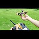 hesapli RC Quadcopterler ve Çok Pervaneliler-RC Drone SYMA X4 4CH 2.4G Kamera olmadan RC 4 Pervaneli Helikopter