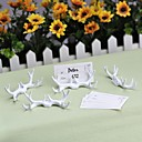 ieftine Suporturi de Cartonașe De Loc-Plastic Suporturi carduri loc Stil în picioare Cutie de Cadouri 4