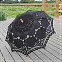 preiswerte Hochzeitsschirme-Spitze Hochzeit Alltag Maskerade Strand Regenschirm Regenschirme ca.78cm
