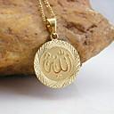 preiswerte Modische Halsketten-Damen Anhänger - vergoldet Modisch Anhänger Golden Für Alltag