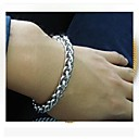 cheap Bracelets-Chain Bracelet - Stainless Steel, Titanium Steel Dragon Bracelet For Party / Daily / Casual