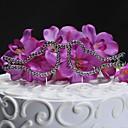 preiswerte Zubehör für GoPro-Tortenfiguren & Dekoration Blumen Klassisch Herzen Hochzeit Mit OPP