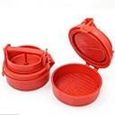 abordables Utensilios de cocina-Herramientas para hornear El plastico Pastel Moldes para pasteles 1pc
