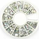 hesapli Yapay Elmas&Dekorasyonlar-1 Nail Jewelry Diğer Süslemeler Mevye Çiçek Soyut Klasik Karikatür Sevimli Düğün Günlük Mevye Çiçek Soyut Klasik Karikatür Sevimli Düğün