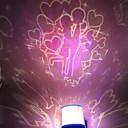 זול קישוטי חתונה-אור LED פלסטי קישוטי חתונה Party נושא קלאסי אביב / קיץ / סתיו