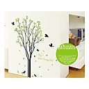 cheap Wall Stickers-Decorative Wall Stickers - Plane Wall Stickers Animals / Christmas Decorations / Botanical Living Room / Bedroom / Bathroom