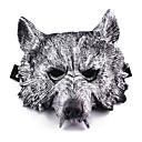 olcso Maszkok-Halloween maszkok Álarcosbál maszkok Farkasfej Étel és ital Műanyag 1pcs Darabok Lány Felnőttek Ajándék