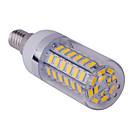 billige LED-lyspærer-YWXLIGHT® 1pc 10 W 1500 lm E14 LED-kornpærer T 60 LED perler SMD 5730 Varm hvit / Kjølig hvit 85-265 V / 1 stk.